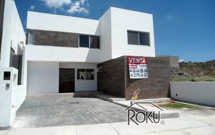 Foto de casa en venta en, azteca, querétaro, querétaro, 1446697 no 01