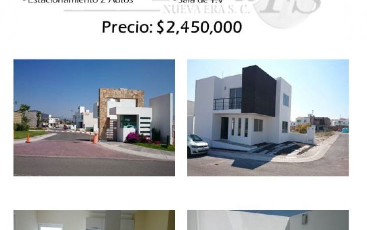 Foto de casa en venta en, azteca, querétaro, querétaro, 1553830 no 01