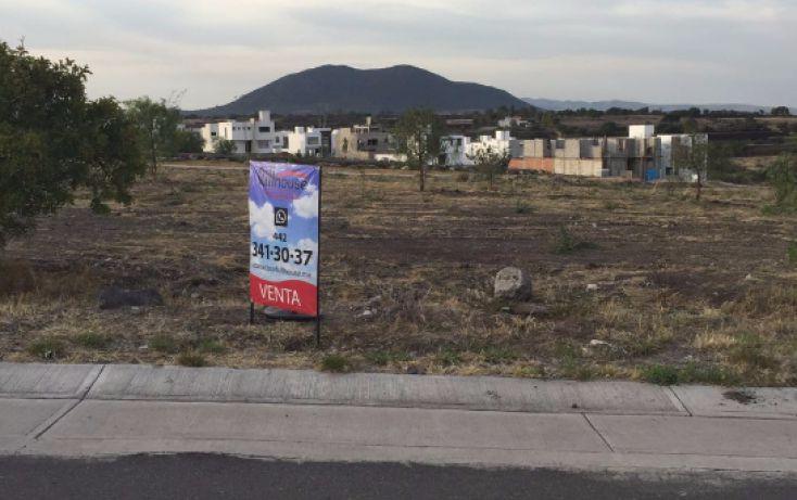 Foto de terreno habitacional en venta en, azteca, querétaro, querétaro, 1696516 no 02