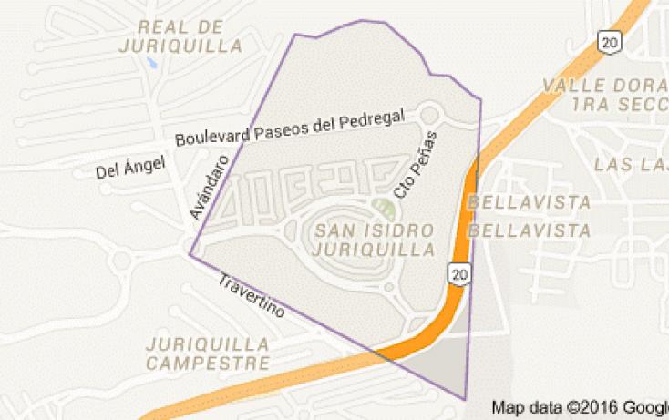 Foto de terreno habitacional en venta en, azteca, querétaro, querétaro, 1767514 no 04
