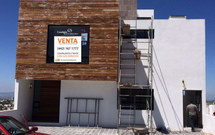 Foto de casa en venta en, azteca, querétaro, querétaro, 1974458 no 01