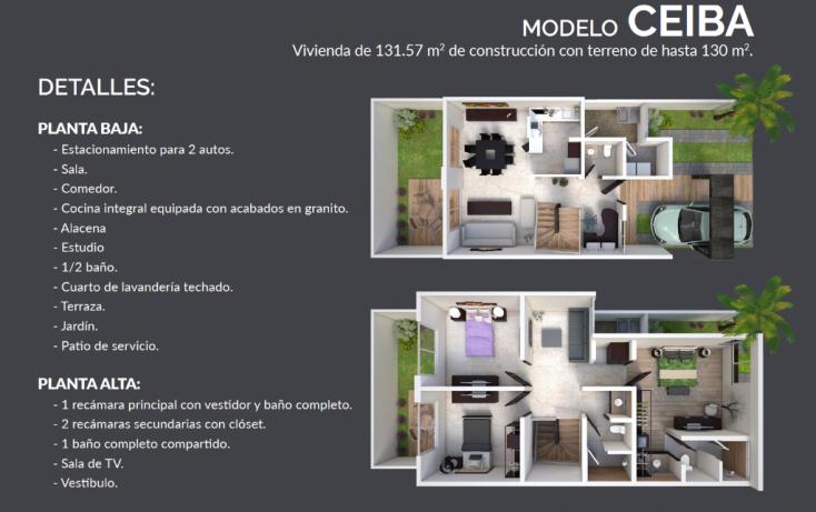 Foto de casa en condominio en venta en, azteca, querétaro, querétaro, 2034734 no 04