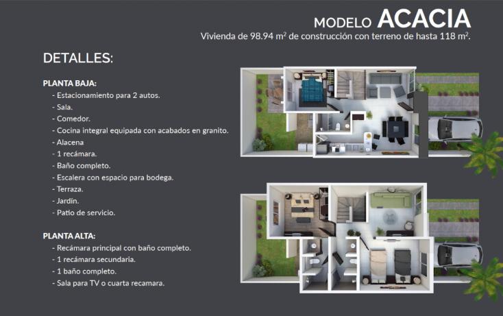 Foto de casa en condominio en venta en, azteca, querétaro, querétaro, 2035232 no 04