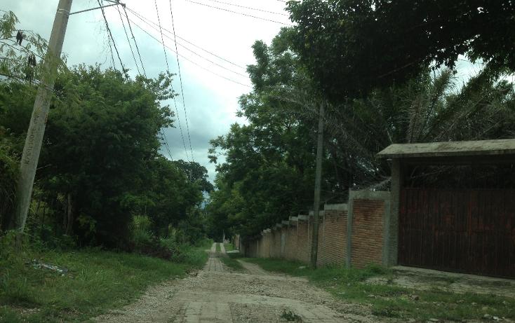 Foto de terreno habitacional en venta en  , azteca, tuxtla gutiérrez, chiapas, 1248407 No. 04