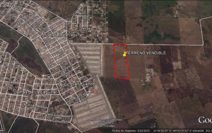 Foto de terreno habitacional en venta en, aztlán el verde, tepic, nayarit, 1225573 no 01
