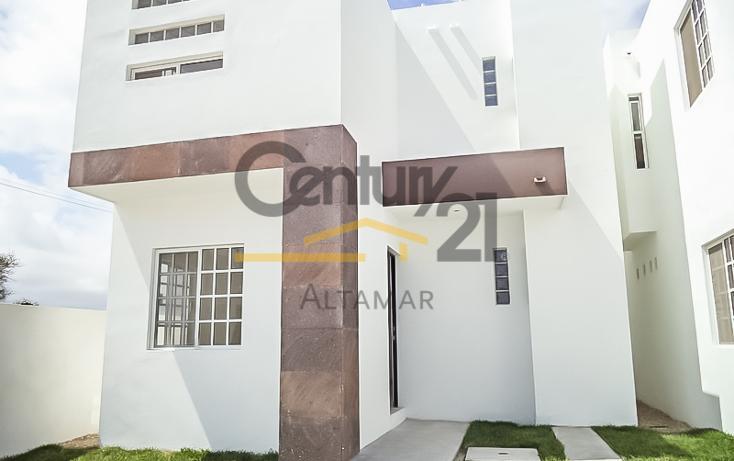 Foto de casa en venta en  , jardines de champayan 1, tampico, tamaulipas, 1818901 No. 01
