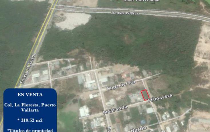 Foto de terreno habitacional en venta en azucena, la floresta, puerto vallarta, jalisco, 1998838 no 04