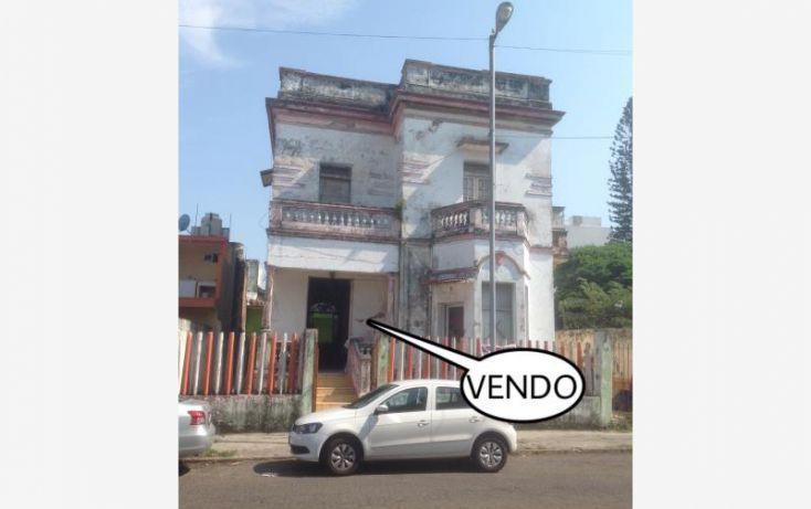 Foto de casa en venta en azueta, veracruz centro, veracruz, veracruz, 1422187 no 01