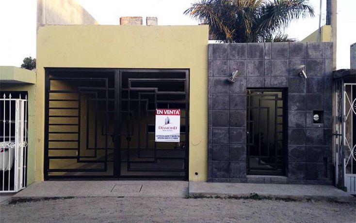 Foto de casa en venta en b 111, ampliación villa verde, mazatlán, sinaloa, 1701134 no 01