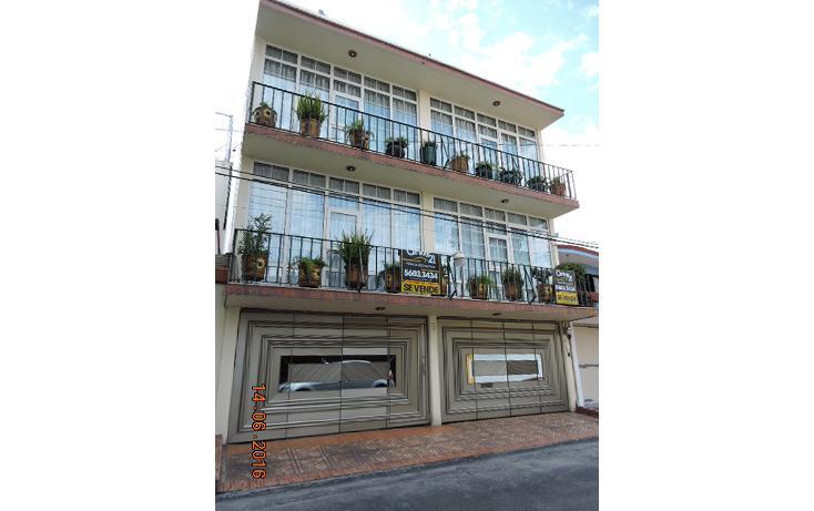 Foto de casa en venta en b manzana ii 8 , educación, coyoacán, distrito federal, 1960513 No. 01