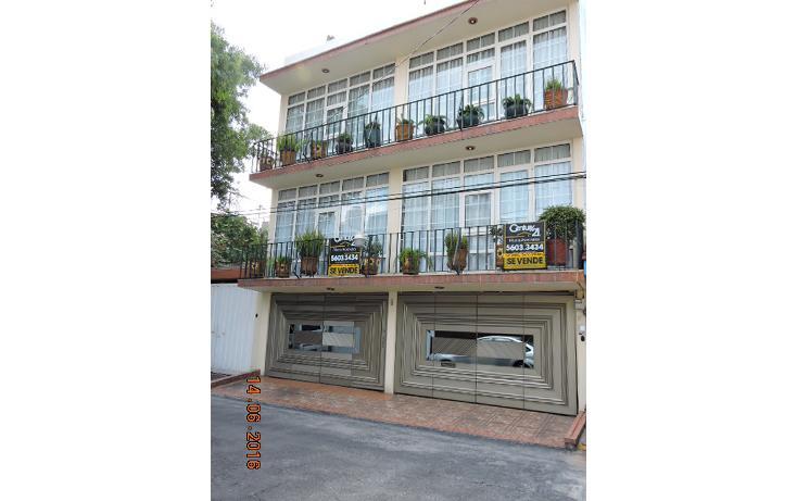 Foto de casa en venta en b manzana ii 8 , educación, coyoacán, distrito federal, 1960513 No. 02