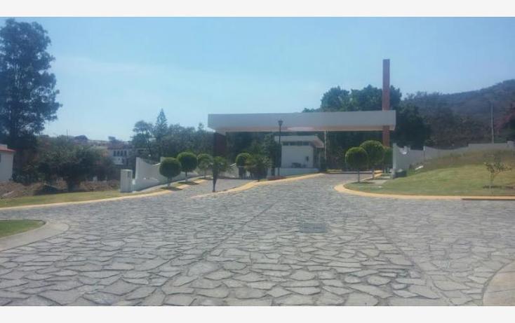 Foto de terreno habitacional en venta en  b-24, las cañadas, zapopan, jalisco, 914215 No. 01