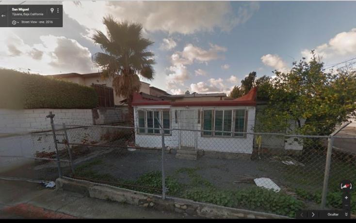 Foto de casa en venta en  110, anáhuac, tijuana, baja california, 2000794 No. 01