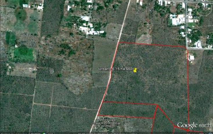 Foto de terreno habitacional en venta en  , baca, baca, yucatán, 1060269 No. 04
