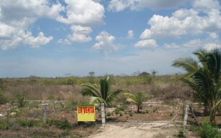Foto de terreno habitacional en venta en  , baca, baca, yucatán, 1088437 No. 01