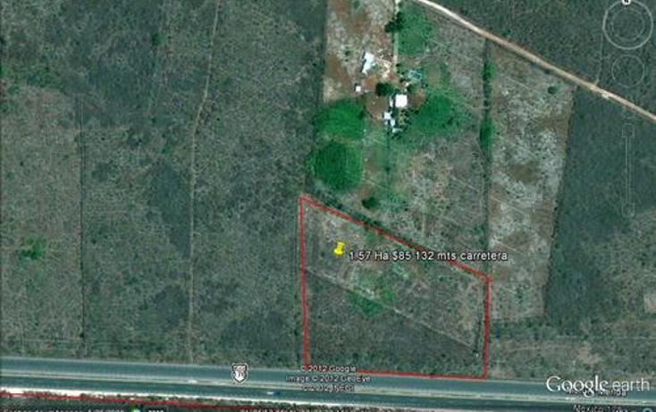 Foto de terreno habitacional en venta en  , baca, baca, yucatán, 1088437 No. 03