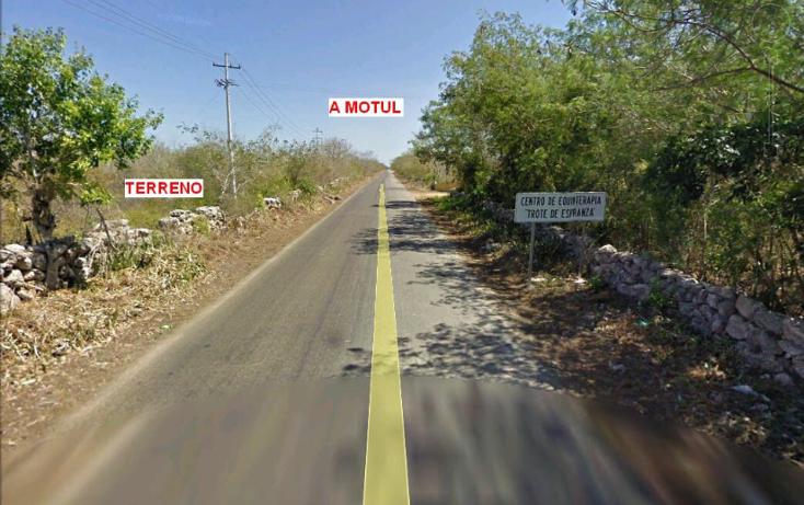 Foto de terreno habitacional en venta en  , baca, baca, yucatán, 1451417 No. 02
