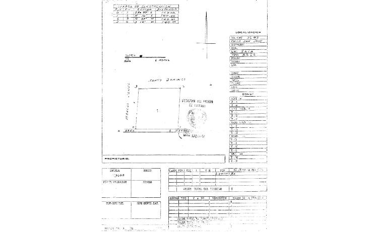 Foto de terreno habitacional en venta en  , baca, baca, yucatán, 1451417 No. 03