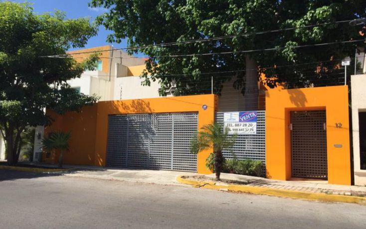 Foto de casa en venta en bacalar 12, sm 21, benito juárez, quintana roo, 1173341 no 01