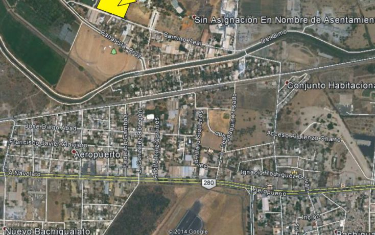 Foto de terreno comercial en venta en, bachigualato, culiacán, sinaloa, 1241349 no 05