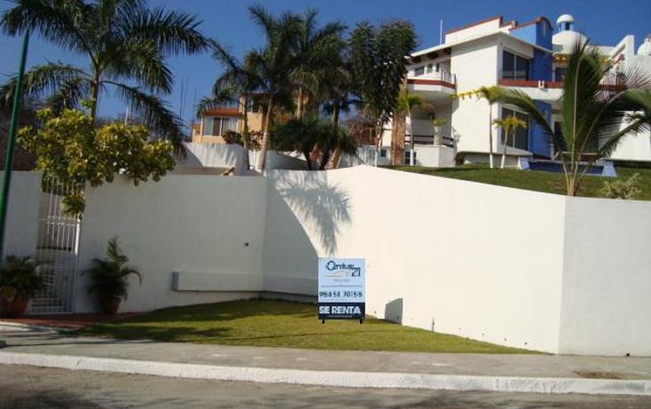 Foto de casa en renta en  , bahía de conejo, santa maría huatulco, oaxaca, 1273159 No. 01