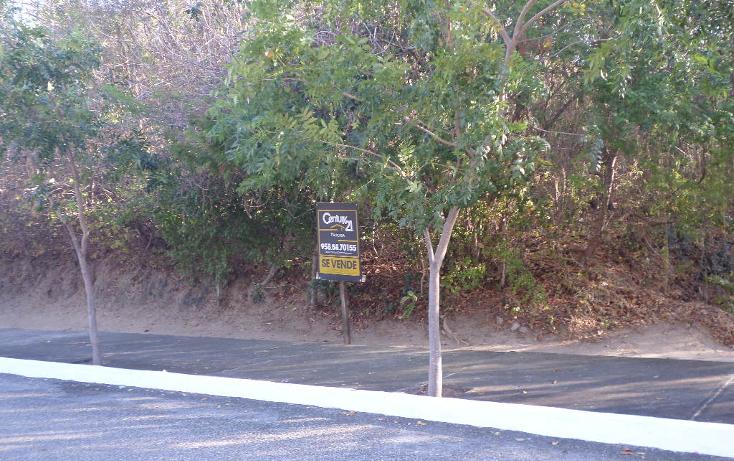 Foto de terreno habitacional en venta en  , bahía de conejo, santa maría huatulco, oaxaca, 1278089 No. 02