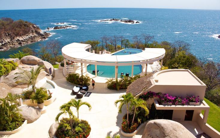Foto de casa en venta en  , bahía de conejo, santa maría huatulco, oaxaca, 1459649 No. 03