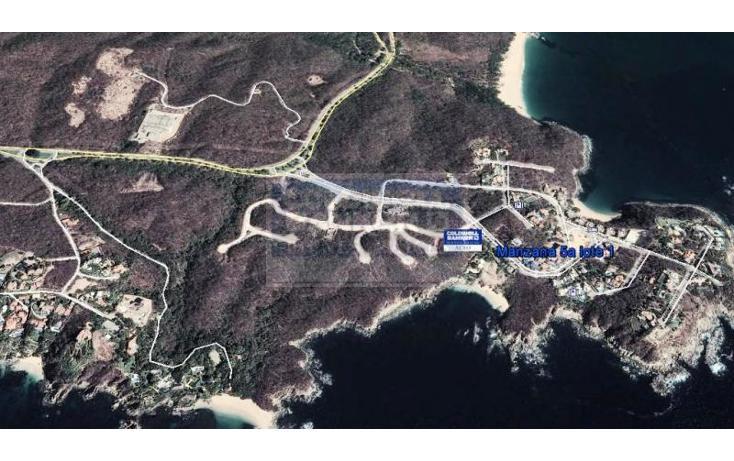 Foto de terreno comercial en venta en  , bahía de conejo, santa maría huatulco, oaxaca, 1840776 No. 01