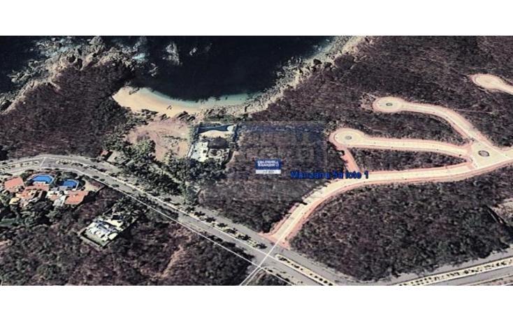 Foto de terreno habitacional en venta en, bahía de conejo, santa maría huatulco, oaxaca, 1840776 no 06