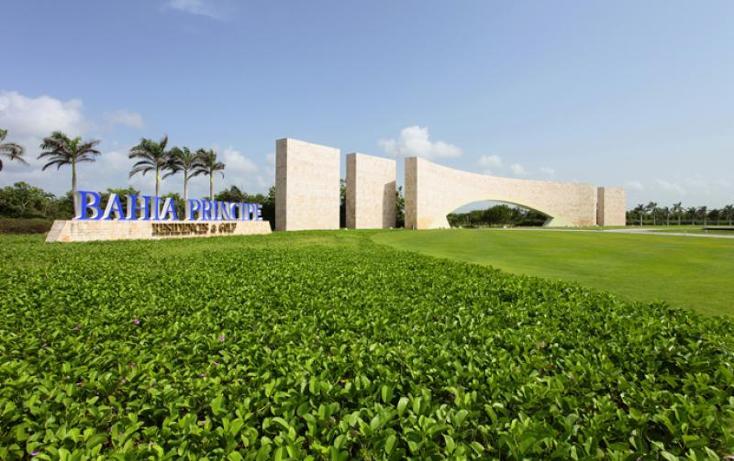 Foto de terreno habitacional en venta en bahia principe , tulum centro, tulum, quintana roo, 328814 No. 05