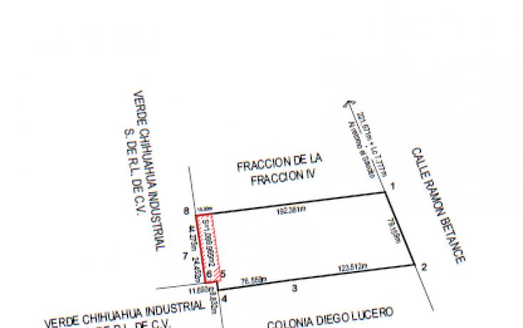 Foto de terreno industrial en venta en, bahías, chihuahua, chihuahua, 1766510 no 02