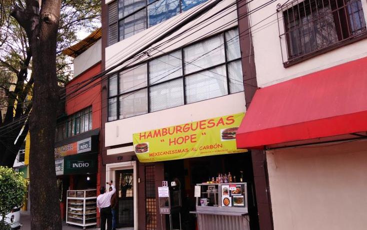 Foto de departamento en venta en  252, condesa, cuauhtémoc, distrito federal, 2455991 No. 01