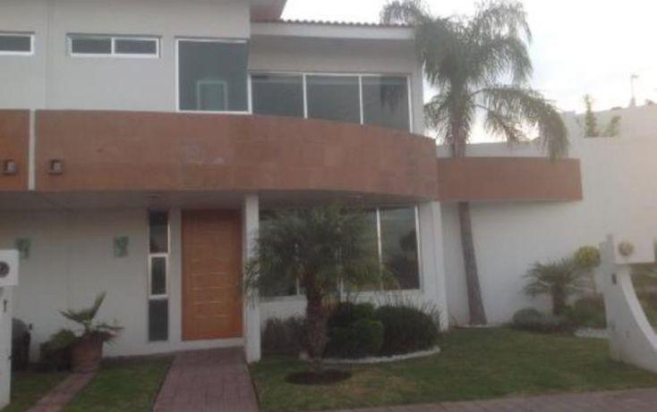 Foto de casa en venta en bajada de vista real 678, los olvera, corregidora, querétaro, 1048379 no 01