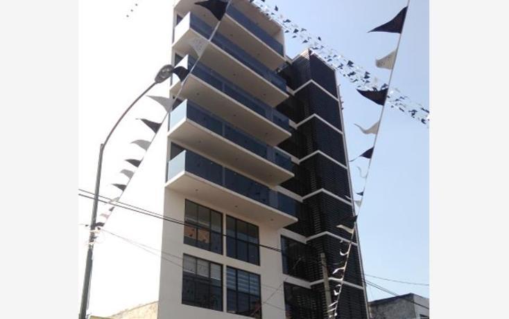 Foto de departamento en venta en bajio 368, condesa, cuauhtémoc, distrito federal, 2813583 No. 01