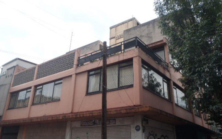 Foto de edificio en venta en bajio, roma sur, cuauhtémoc, df, 2041871 no 02