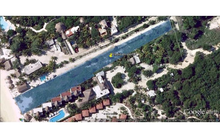 Foto de terreno habitacional en venta en  , balamtun, solidaridad, quintana roo, 1084061 No. 06