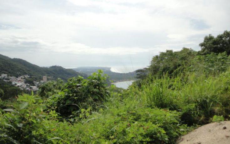 Foto de terreno habitacional en venta en balandro 10, lomas del marqués, acapulco de juárez, guerrero, 1437261 no 01