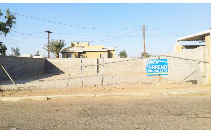 Foto de terreno habitacional en venta en  , balbuena, mexicali, baja california, 1978902 No. 02