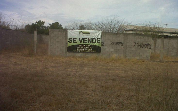 Foto de terreno habitacional en venta en, balbuena, navolato, sinaloa, 1862308 no 03
