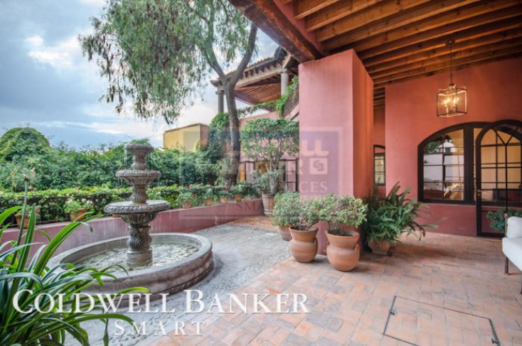 Foto de casa en venta en  01, balcones, san miguel de allende, guanajuato, 606040 No. 03