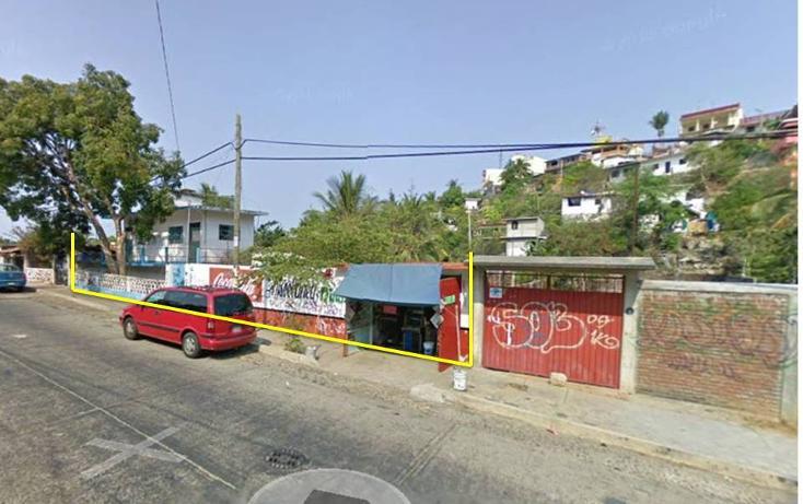 Foto de terreno habitacional en venta en  , balcones al mar, acapulco de juárez, guerrero, 1700330 No. 01
