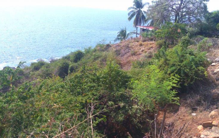 Foto de terreno habitacional en venta en, balcones al mar, acapulco de juárez, guerrero, 1756037 no 10