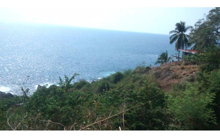 Foto de terreno habitacional en venta en  , balcones al mar, acapulco de juárez, guerrero, 1864472 No. 01