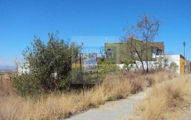 Foto de terreno habitacional en venta en balcones, balcones, san miguel de allende, guanajuato, 519331 no 01
