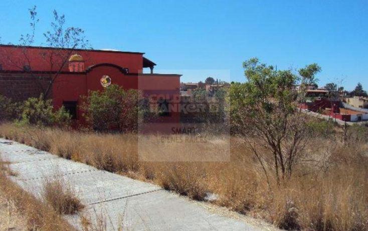Foto de terreno habitacional en venta en balcones, balcones, san miguel de allende, guanajuato, 519331 no 05