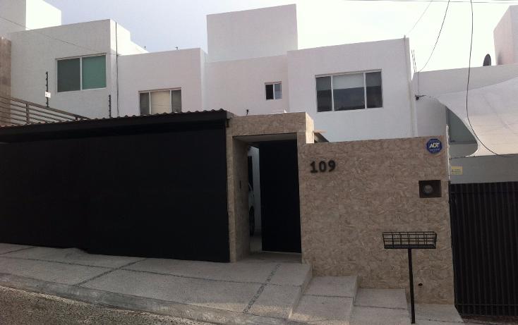 Foto de casa en venta en  , balcones coloniales, querétaro, querétaro, 1262691 No. 01