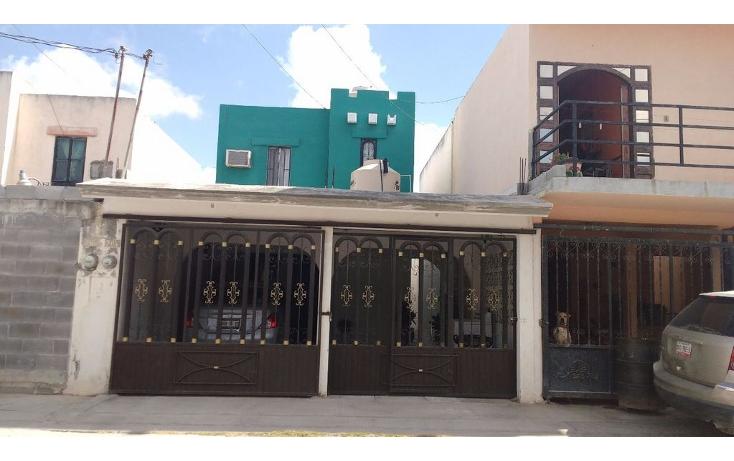 Foto de casa en venta en  , balcones de alcalá, reynosa, tamaulipas, 1353521 No. 01