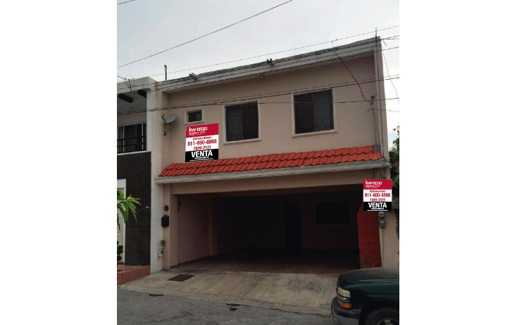Foto de casa en venta en  , balcones de an?huac sector 1, san nicol?s de los garza, nuevo le?n, 2003638 No. 01