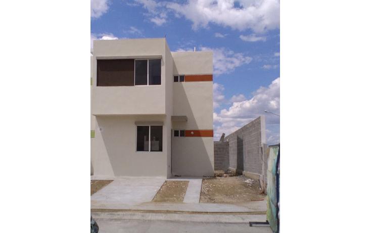 Foto de casa en venta en  , balcones de huinalá, apodaca, nuevo león, 2037872 No. 01