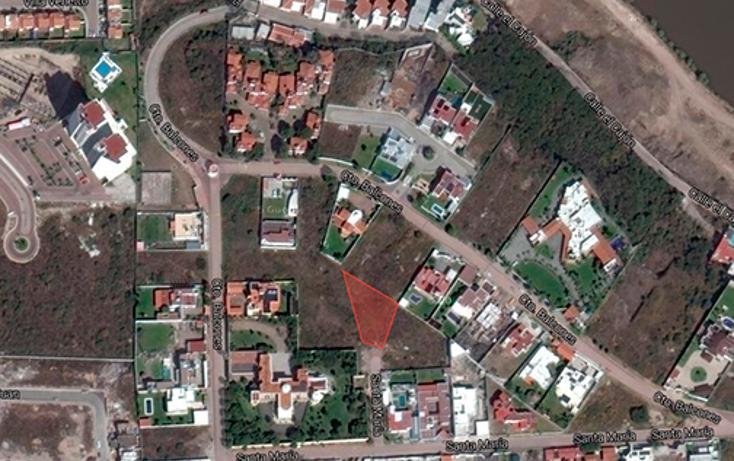 Foto de terreno habitacional en venta en  , balcones de juriquilla, querétaro, querétaro, 1601318 No. 01